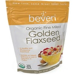 BeveriOrganic Golden Flaxseed Fine Milled