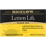 Bigelow TeaBlack Tea - Lemon Lift