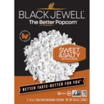 Black Jewell Kettle Microwave Popcorn