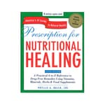Books Prescription For Nutritional Healing 5th Edition