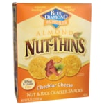 Blue Diamond Almond Nut-Thins Cheddar Cheese
