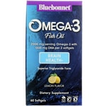 Bluebonnet Nutrition Natural Omega-3 Brain Formula