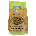 Bionaturae Organic 100% Whole Wheat Penne Rigate