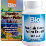 Bio Nutrition Swedish Flower Pollen Extract