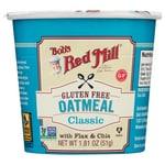 Bob's Red Mill Gluten Free Oatmeal Classic