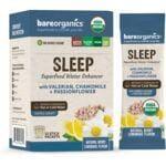 BareOrganics Sleep Superfood Water Enhancer - Berry Lemonade