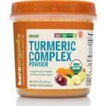 BareOrganics Organic Turmeric Complex Powder