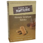 Back To NatureHoney Graham Sticks