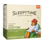 Celestial Seasonings Herbal Tea Sleepytime Caffeine Free