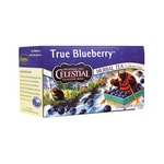 Celestial Seasonings Herbal Tea True Blueberry - Caffeine Free