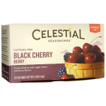 Celestial Seasonings Herbal Tea Black Cherry Berry Caffeine Free