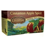 Celestial Seasonings Herbal Tea Cinnamon Apple Spice Caffeine Free