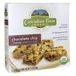 Cascadian Farm Chewy Granola Bars - Chocolate Chip