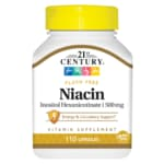 21st Century Niacin Flush Free