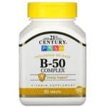 21st Century Vitamin B-50 Complex