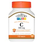 21st CenturyProlonged Release Vitamin C 500
