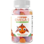 Coromega Omega3 Gummy Fruits for Kids - High DHA
