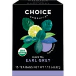 Choice Organic Teas Té Earl Grey