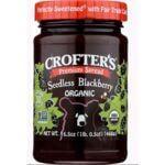 Crofter's Premium Spread Orgnaic - Seedless Blackberry