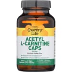 Country Life Acetyl L-Carnitine Caps