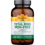 Country LifeTarget-Mins Iron-Free