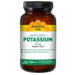 Country Life Target-Mins Potassium
