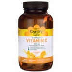 Country Life Chewable Orange Juice Vitamin C