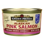 Crown Prince Wild Caught Alaskan Pink Salmon