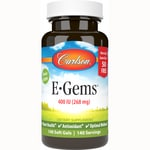 Carlson E-Gems - Natural Vitamin E