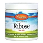 Carlson Ribose 100% Pure d-Ribose