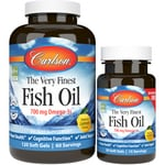 Carlson The Very Finest Fish Oil