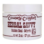 Country ComfortHerbal Savvy Goldenseal Myrrh