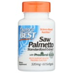 Doctor's BestBest Saw Palmetto Standardized Extract