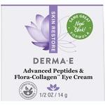 Derma E Crema para ojos anti arrugas con péptidos y más