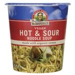 Dr. McDougall's Hot & Sour Noodle Soup