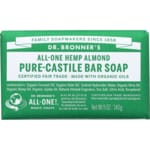 Dr. Bronner'sPure Castile Bar Soap Almond