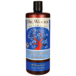Dr. Woods Pure Peppermint Castile Soap