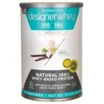 Designer Whey 100% Premium Whey Protein Powder - French Vanilla