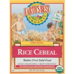 Earth's BestOrganic Whole Grain Rice Cereal