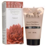 Ecco Bella FlowerColor Foundation & Skin Treatment - Natural