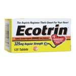 EcotrinRegular Strength Aspirin