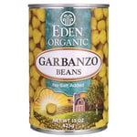 Eden Foods Garbanzo Beans (Chick Peas) Organic