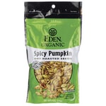 Eden Foods Spicy Pumpkin Seeds Dry Roasted Organic