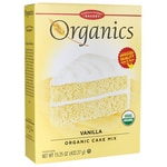 European Gourmet Bakery Organics Cake Mix - Vanilla