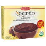 European Gourmet BakeryOrganics Cooked Pudding & Pie Filling Mix - Chocolate