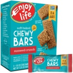 Enjoy Life Oven Baked Chewy Bars - Sunbutter Crunch