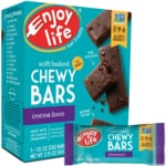 Enjoy Life Baked Chewy Bars - Cocoa Loco