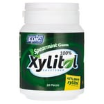 Epic Dental Xylitol Sweetened Spearmint Gum