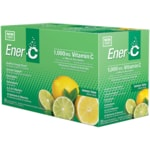 Ener-C Vitamin C Effervescent Powdered Drink Mix - Lemon Lime