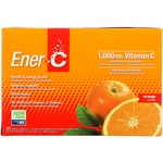 Ener-C Vitamin C Effervescent Powdered Drink Mix - Orange